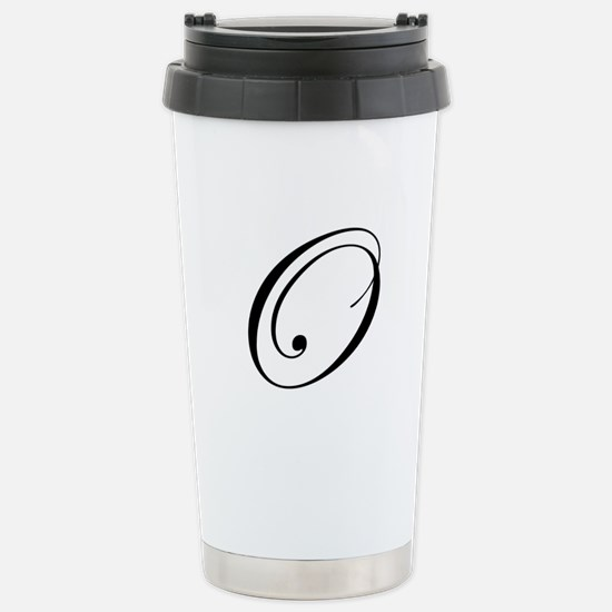 O-edw black Travel Mug