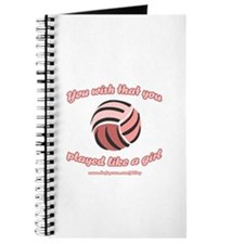 Volley Girl Journal