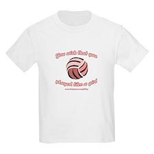 Volley Girl T-Shirt