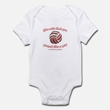 Volley Girl Infant Bodysuit