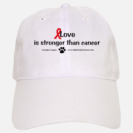 Fight Canine Cancer Baseball Baseball Cap