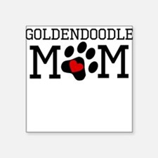Goldendoodle Mom Sticker