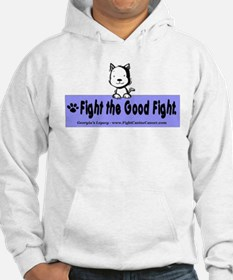 Fight the Good Fight Hoodie