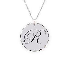 R-edw black Necklace