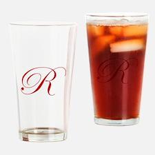 R-edw red2 Drinking Glass