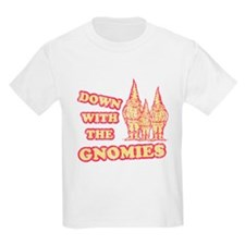 Down With the Gnomies T-Shirt