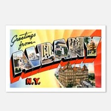 Albany New York Greetings Postcards (Package of 8)