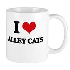 alley cats Mugs