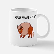 Custom Happy Buffalo Mugs