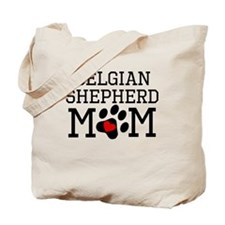 Belgian Shepherd Mom Tote Bag