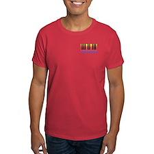 Fiery Piano T-Shirt