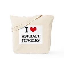 asphalt jungles Tote Bag