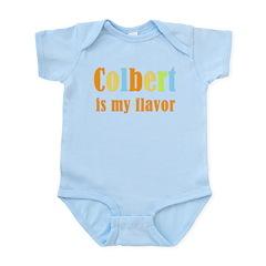 colbert is my flavor Infant Bodysuit