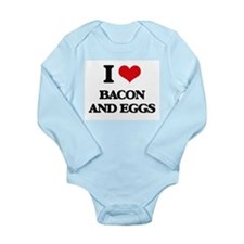 bacon and eggs Body Suit