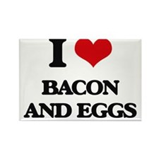 bacon and eggs Magnets