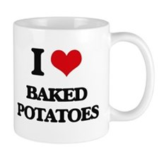 baked potatoes Mugs