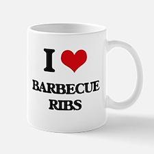 barbecue ribs Mugs