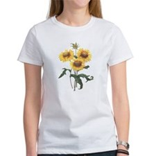 Redoute Sunflowers Tee