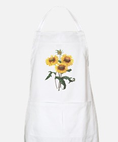 Redoute Sunflowers BBQ Apron