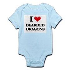 bearded dragons Body Suit