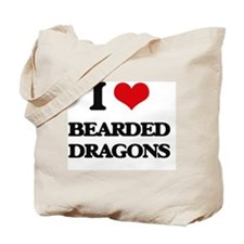 bearded dragons Tote Bag