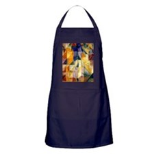 Delaunay - Simultaneous Window Apron (dark)