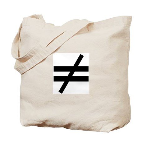 "Buy Your ""Inequality"" Tote Bag"