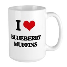 blueberry muffins Mugs