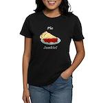 Pie Junkie Women's Dark T-Shirt