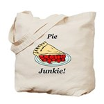 Pie Junkie Tote Bag