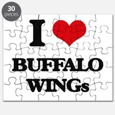 buffalo wings Puzzle