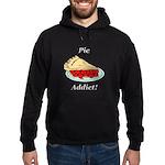Pie Addict Hoodie (dark)