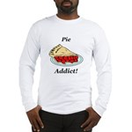 Pie Addict Long Sleeve T-Shirt