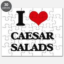 caesar salads Puzzle