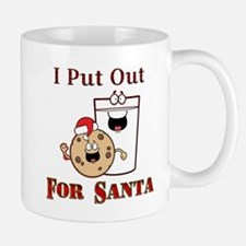 I Put Out For Santa Mugs