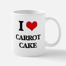 carrot cake Mugs