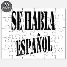 Aqui Se habla Espanol Puzzle