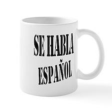 Se habla español Mug