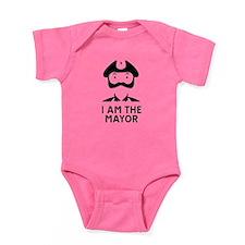 I am the Mayor of Trumpton Baby Bodysuit