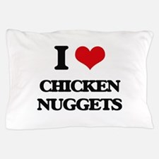 chicken nuggets Pillow Case