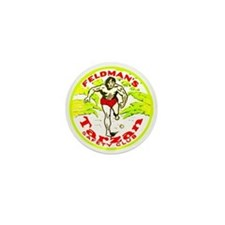 Tarzan Safety Club Mini Button