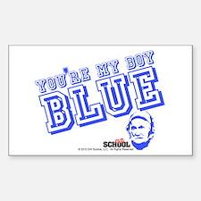 You're My Boy Blue Bumper Stickers