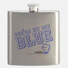 You're My Boy Blue Flask