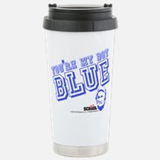 You're My Boy Blue Stainless Steel Travel Mug