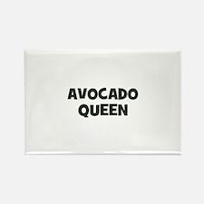 avocado queen Rectangle Magnet (100 pack)