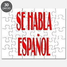 Se habla espanol Puzzle