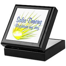 Salsa Brightens Keepsake Box