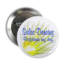 "Salsa Brightens 2.25"" Button"