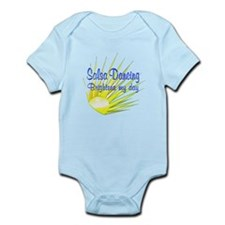 Salsa Brightens Infant Bodysuit