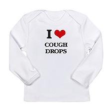 cough drops Long Sleeve T-Shirt